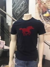 Mustang 1007820- 4136 Férfi Póló
