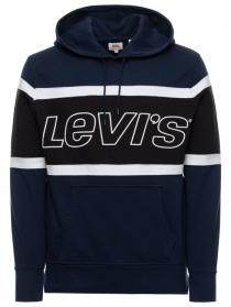 Levi's 81954-0001 Férfi kapucnis Pulóver