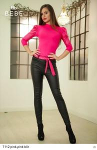 7112 Pink -pink Bőr BEBE/2Be
