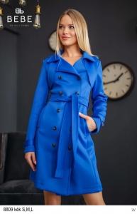 8809A Kék Kabát BEBE/2BE