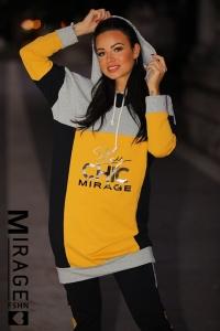 8613A Magdaléna futter pulóver Mirage