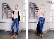 Tristy farmer -Symbol Jeans