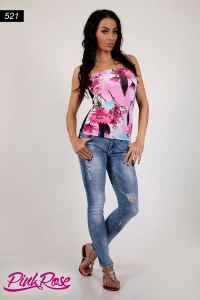 521 Top Pink Rose