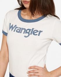 Wrangler W7373G2MR Női póló