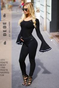 1771 Fekete body BEBE/2BE