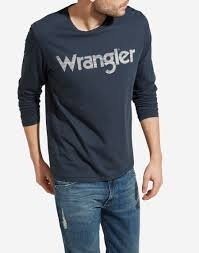 Wrangler W7A85D335 Férfi hosszú ujjú felső