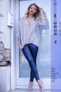 3607 S.Kék nadrág BEBE/2BE