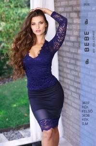 3636 Kék Szoknya BEBE/2BE