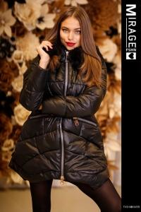 3575 Szőrmés kabát Mirage