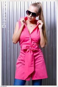 5247 Norina /pink puplin Mirage