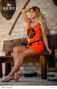 4447 Narancs BEBE/2BE