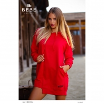 5511A piros ruha BEBE/2BE