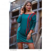 7001A smaragd ruha BEBE/2BE