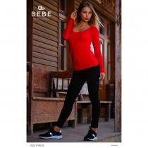 7003A piros felső BEBE/2BE