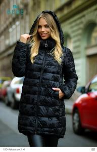 1004 Fekete Kabát BEBE/2BE