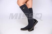 VM736 Missq fekete csizma -Missq