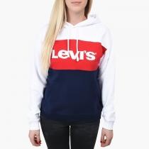 Levi's 74315-0001 Női kapucnis pulóver