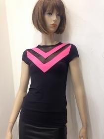 18 Fekete-Pink Body Rensix