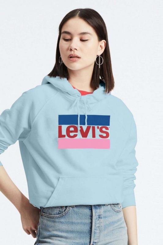 aranyos olcsó olcsó eladó tornacipő Levi's 35946-0082 Női HOODIE | Starbox Divat WEBSHOP